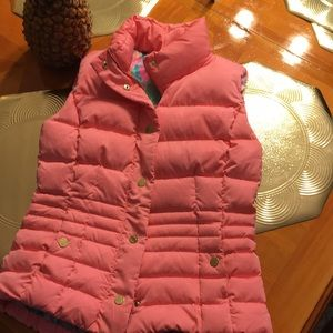 Lilly Pulitzer Isabelle puffy vest